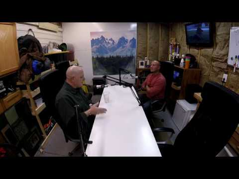 """Falling Forward Podcast # 3 - John Macqueen """"There is a Gin and Tonic waiting."""""""