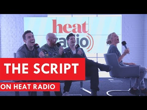 The Script give us their best chat up lines!