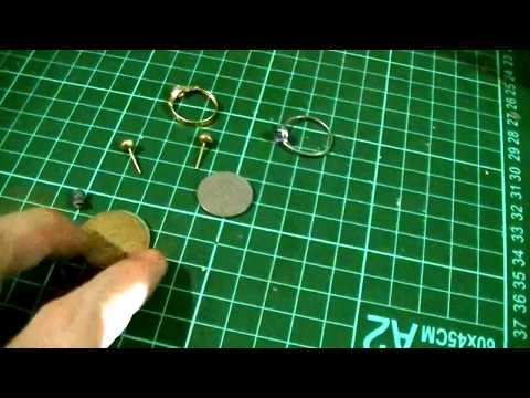 Metal Detector Pulse Induction  ( coin, nickel, silver, gold, lead ) [Prototipe] MIMITI_PRO