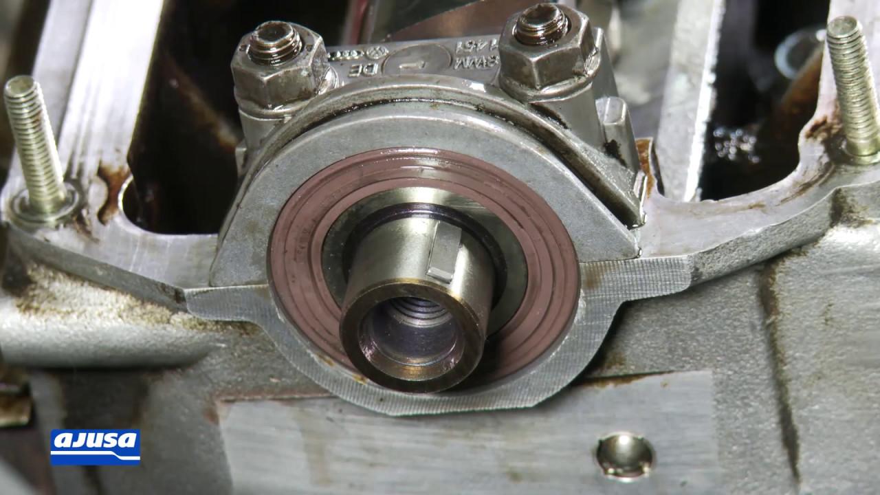 Camshaft Seal Ret 233 N 193 Rbol De Levas Volkswagen Golf 1 6