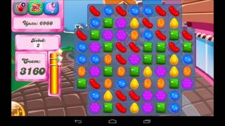 Обзор игры Candy Crush Saga для Android