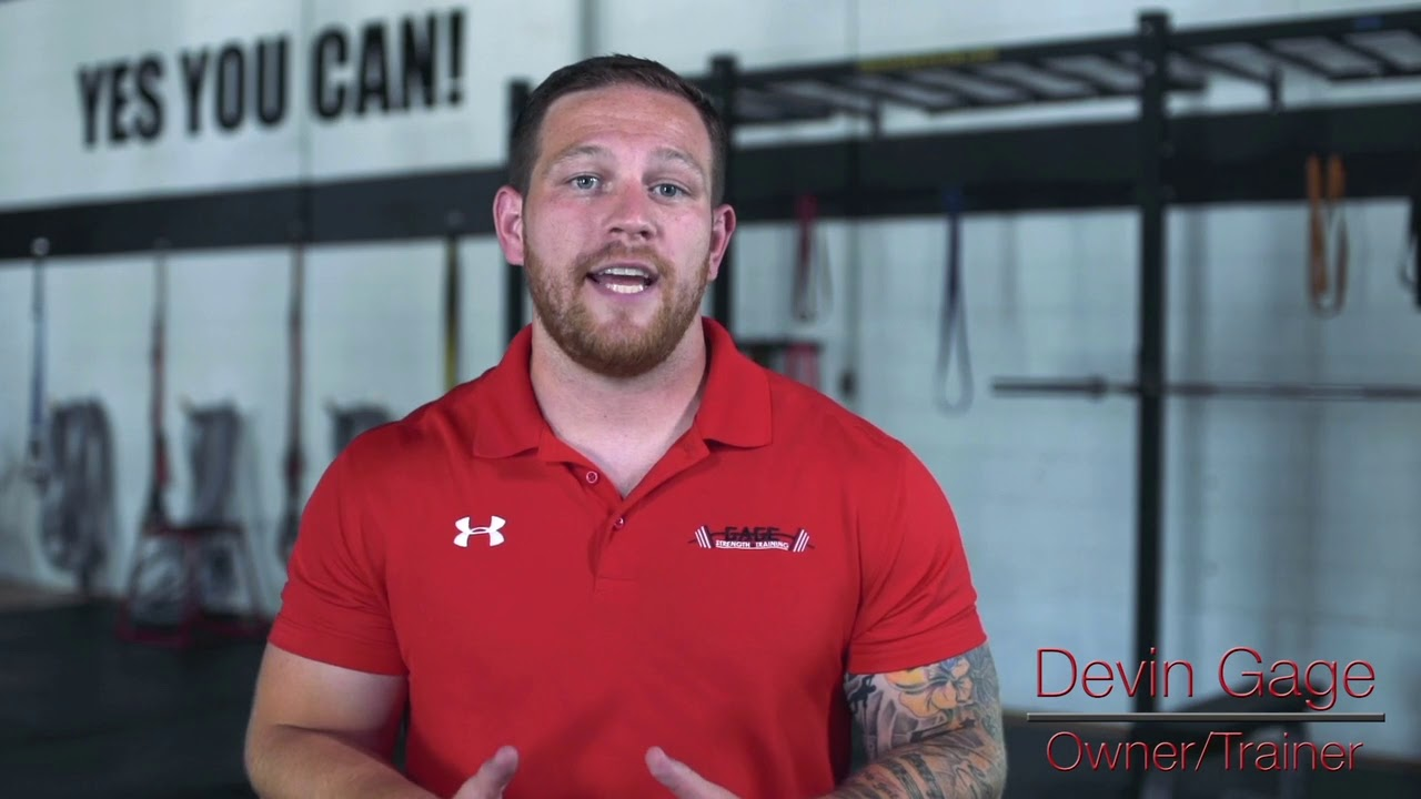 Gage Strength Training | Fitness | West