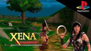 Обзор игры Xena Warrior Princess (Playstation 1) - Вспомнить всё №9