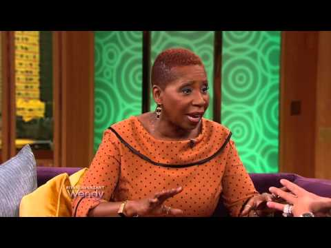 The Wendy Williams Show - Interview with Iyanla Vanzant