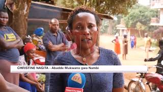 OW'E NALUGALA BAMUSSE: Obubbi ku ba mobile money busitudde enkundi