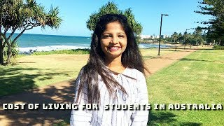 COST OF LIVING FOR INTERNATIONAL STUDENTS IN AUSTRALIA