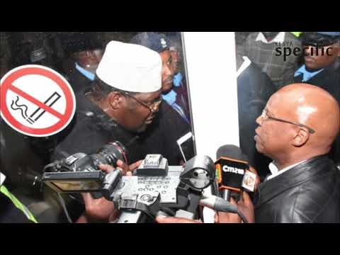 No special treatment for you, Miguna told