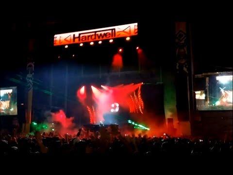 HARDWELL Future Music Festival 2014 Sydney Highlights
