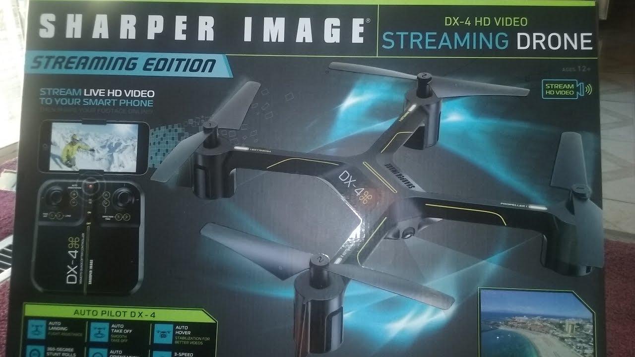 Sharper Image Dx 2 Drone Manual
