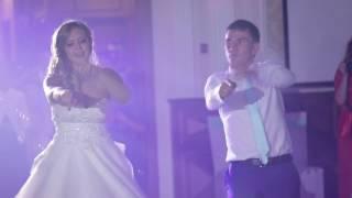 Зажигательный Свадебный танец! Александр и Александра 08.07.2016