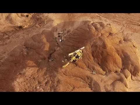 Cattleman's Indian Cliffs, El Paso Tx (Phantom 4 shots)