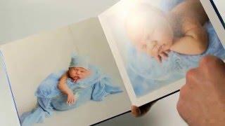 Фотокнига Премиум(Пример печати фотокниги серии Премиум. Персональная обложка. Глянцевая ламинация обложки. 10 разворотов...., 2016-03-16T15:55:54.000Z)