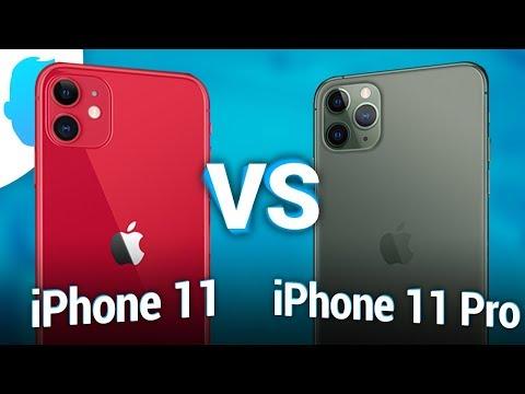 IPhone 11 Vs IPhone 11 Pro — в чём разница, КРОМЕ ЦЕНЫ?