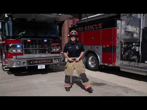 Git Up Challenge Feat. Coralville Police And Fire Departments