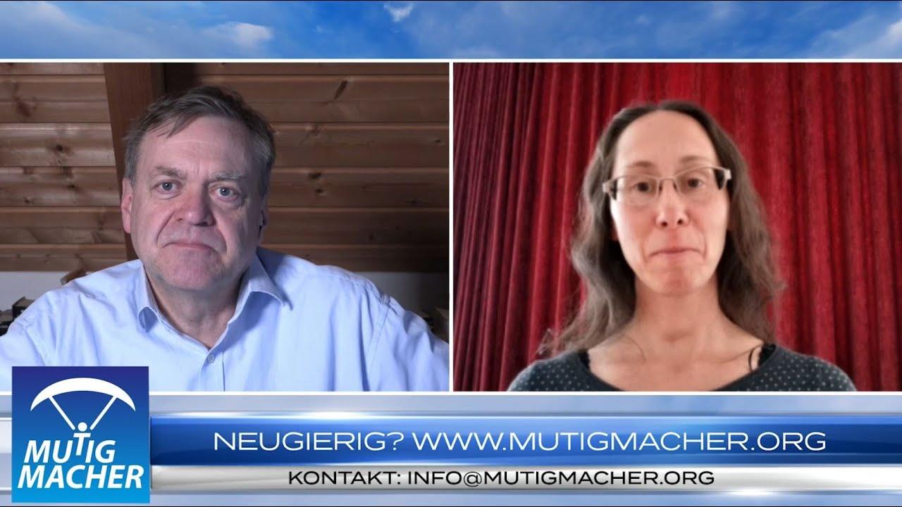 Klage vorm Europäischen Gerichtshof für Menschenrechte - Daniela Prousa im Mutigmacher TV-Interview