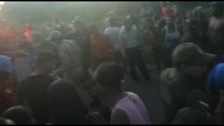 Assalto a van em Castanhal termina com morte, feridos e veículo capotado