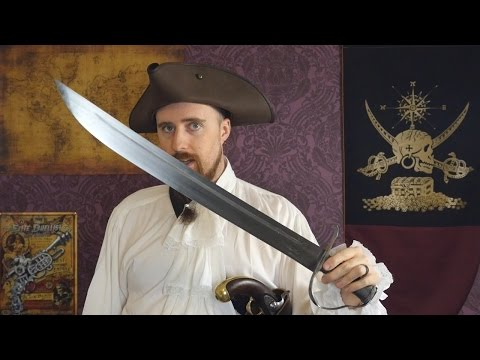 A sword that