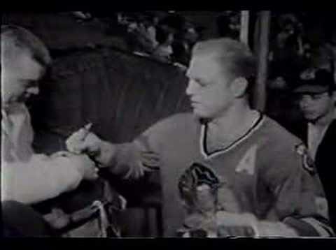 Blackhawks Old Film Chicago Hockey