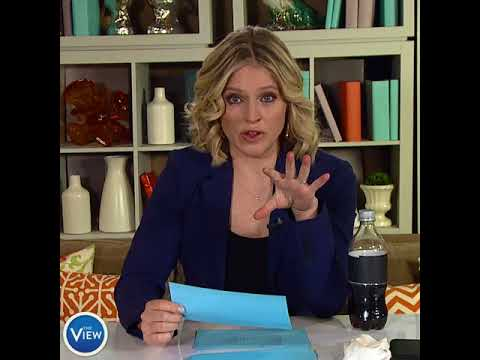 Sara Haines Answers Viewer Questions   The View