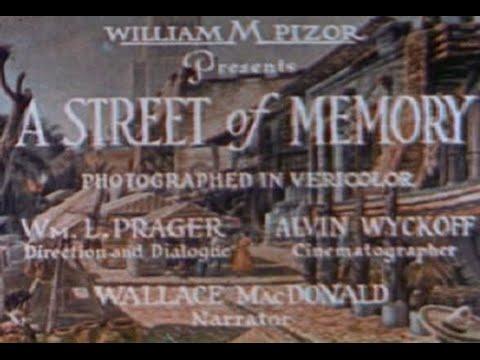 Olvera Street - Street of Memory ca. 1937