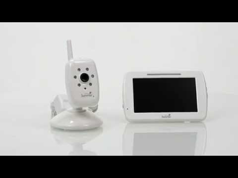 Summer Infant In View™ Digital Color Video Monitor Product Video