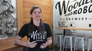 Wooden Robot   Small Business Month 2021