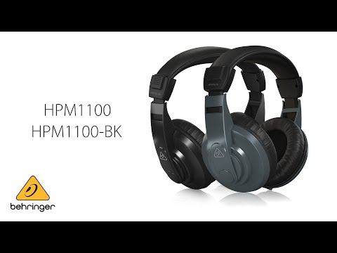 Get Amazing Sound for any Device with the Behringer HPM1100