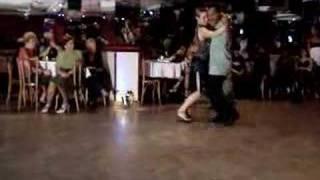 Momentos de Tango - Niver de Aurya - disputa dos dançarinos