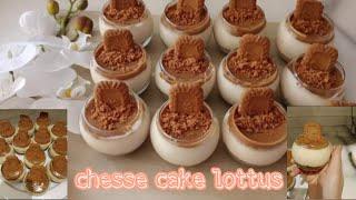 Chesse Cake Lottus
