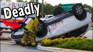 Shocking and Deadly Car Accidents Facts