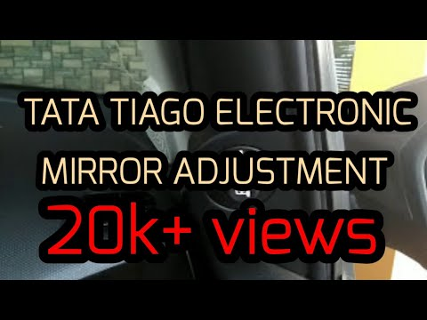 Tata tiago electronic mirror adjustment