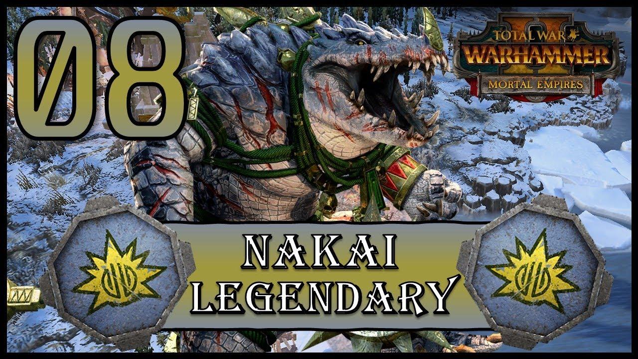 Total War Warhammer 2 Legendary Nakai The Wanderer Mortal Empires Campaign Episode 8 Youtube The wanderer draait om gevoel en een boodschap uit het hart. youtube