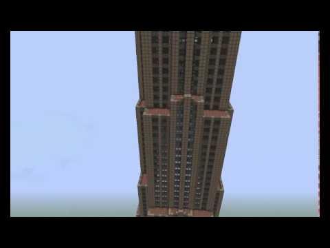 GE Building Minecraft
