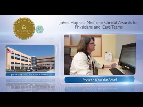 Physician of the Year – Mary Pieprzak MD Howard County General Hospital