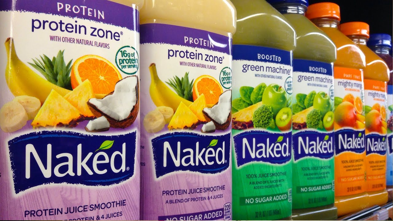 The Naked Truth About Naked Juice