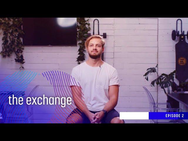 The Exchange - Jacob Payne. Fisheye Creative