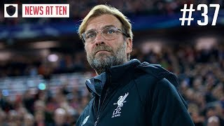 CHAMPIONS LEAGUE FINAL GROUP GAMES: WHAT'S AT STAKE?  | NEWS AT TEN #37