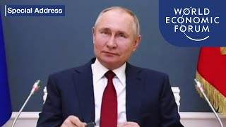 Special Address by Vladimir Putin, President of the Russian Federation | DAVOS AGENDA 2021