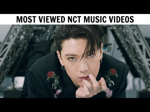[TOP 20] Most Viewed NCT Music Videos | January 2019