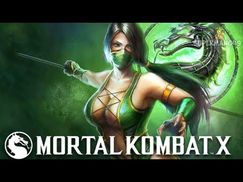 PLAYING WITH THE JADE VARIATION! - Mortal Kombat X: