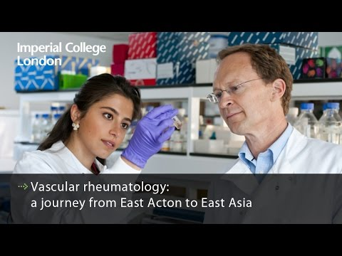 Vascular rheumatology: a journey from East Acton to East Asia