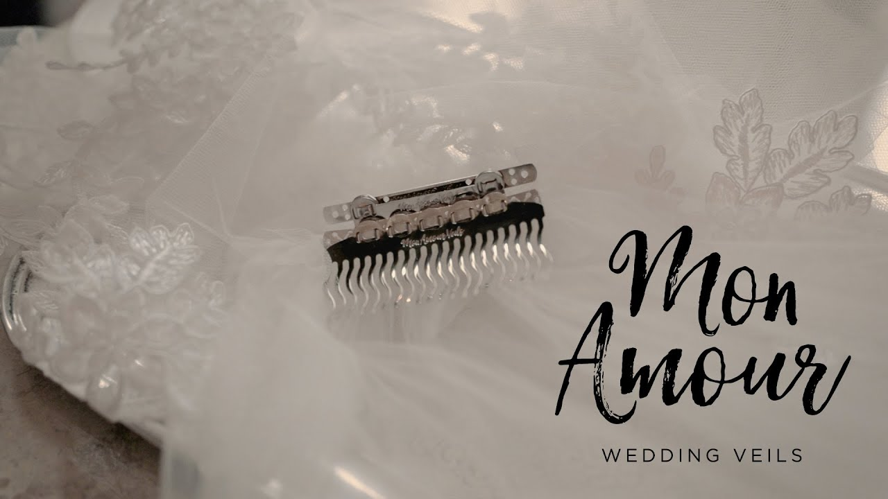 Mon Amour Wedding Veils