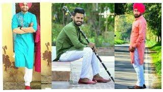 Punjabi Kurta Pajama Designs For Boys || Top  Mens kurta pajama Designs Collaction 2018-19