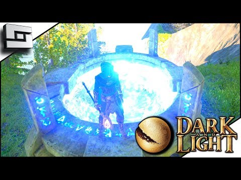 Dark and Light - SUMMONING POOL AND PET REVIVAL! E14
