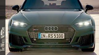 The new Audi RS 5 Sportback