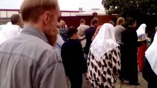 Неделя Всех Святых. Храм Покрова Пресвятой Богородицы в Санкт-Петербурге. 2016