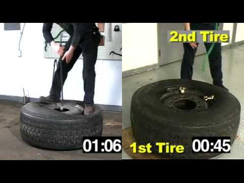Ken-Tool: Super Single Truck Tire Mount / Dismount Using ...