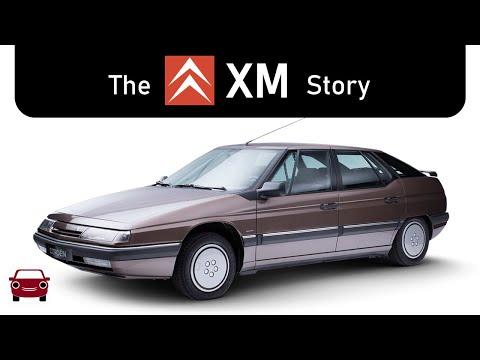 The Citroën XM Story