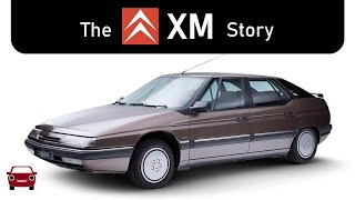 The Citroën XM Story