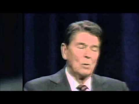 Ronald Reagan Quote - Youth and Inexperience